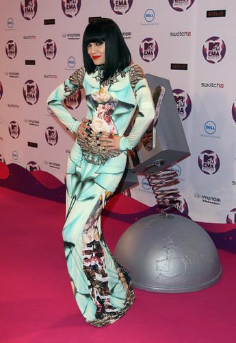 MTV Europa Musica Awards 2011