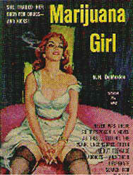 Marijuana Girl Novel