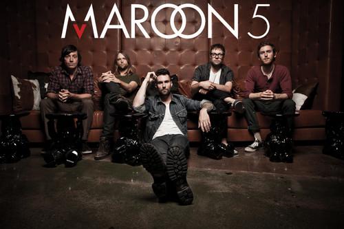 Maroon 5 fonds d'écran