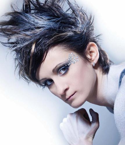 Martina Sablikova hair