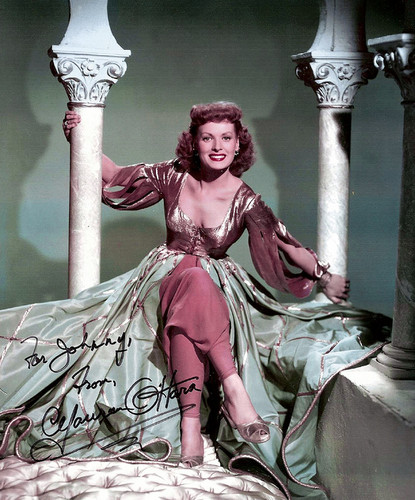Classic Movies wallpaper entitled Maureen O'Hara
