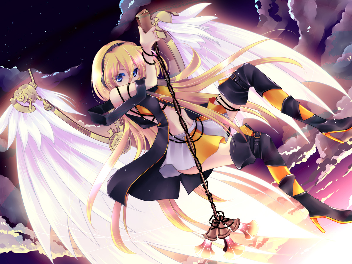 lily vocaloid wallpaper - photo #36