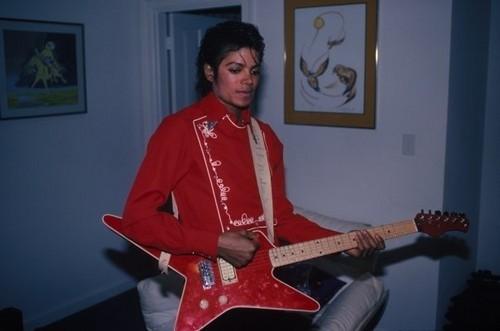 Michael Jackson!