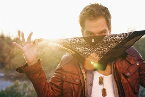 Michael Weatherly Phototshoot for CBS Watch Magazine