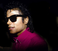 Michael in bad era - michael-jackson photo