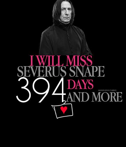 Miss him 394 days