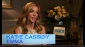 Monte Carlo press conference - katie-cassidy screencap