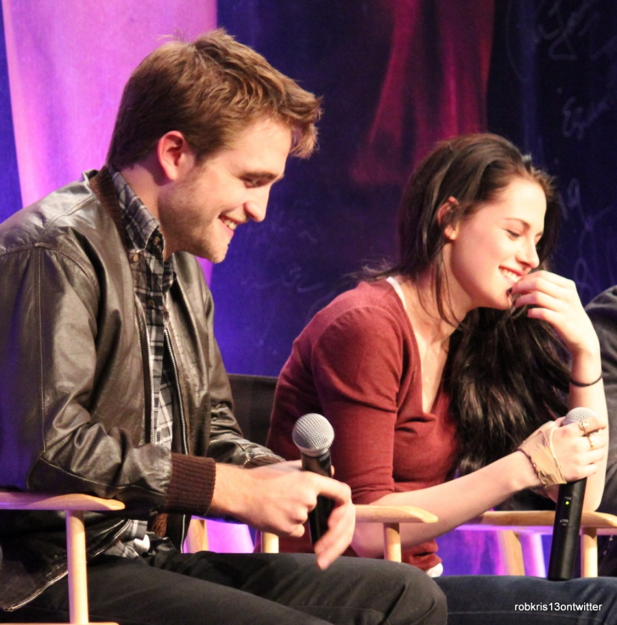 più Robsten Moments BD convention