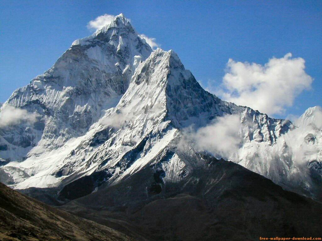 Scenic photos club mount everest