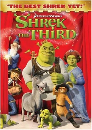 shrek the third full movie
