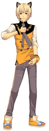 My Genderbend, USee~!