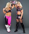 Natalya and Beth Phoenix