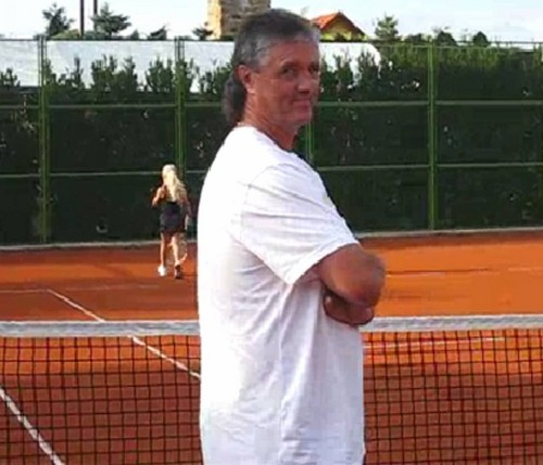 Navratil coached for example Berdych