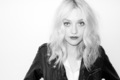 New Dakota Fanning Photoshoot with Terry Richardson