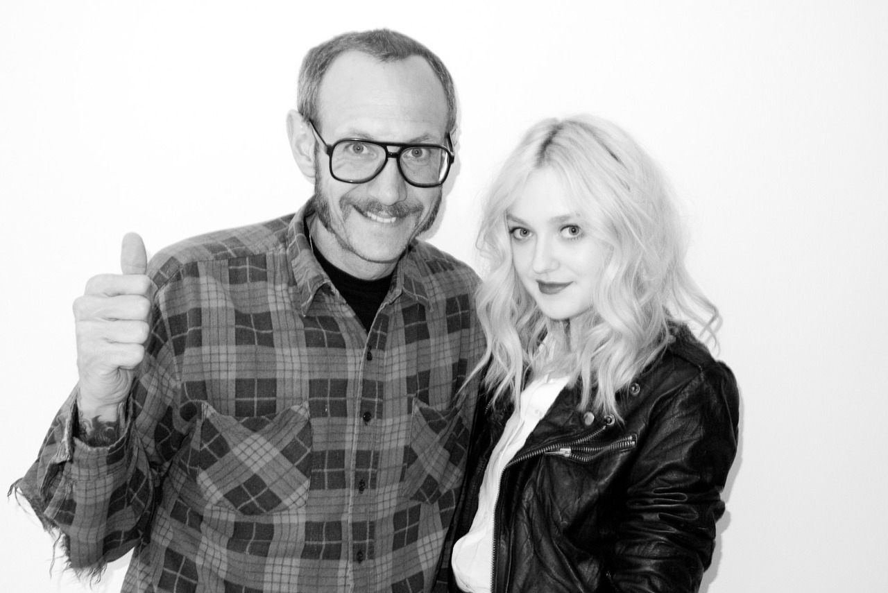 达科塔·范宁 images new dakota fanning photoshoot with terry