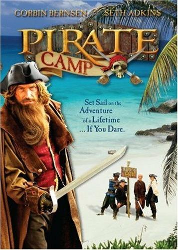 New/Old 'Pirate Camp' poster