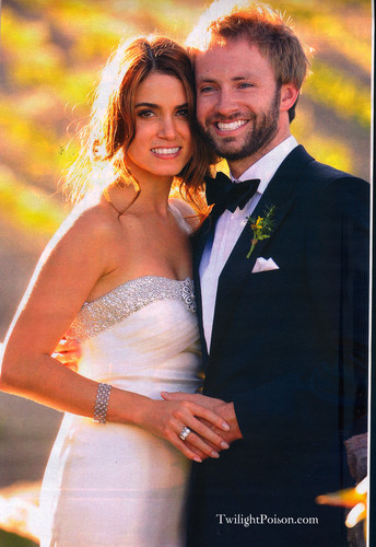 New Wedding pics in the November issue of  'Hola' magazine (Spain)
