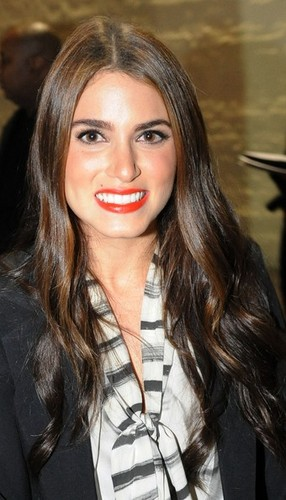 "Nikki Reed wallpaper with a portrait called Nikki at the ""Breaking Dawn: Part 1"" Concert Tour in Atlanta"
