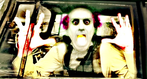 Olaf Screaming Clown