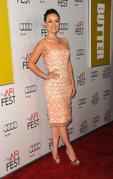 Olivia Wilde @ the Screening of Butter @ the 2011 AFI