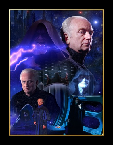 Palpatine-Darth Sidious-The Emperor