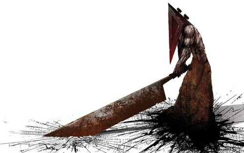 Silent Hill wallpaper entitled Pyramid Head