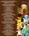 Portable Atrocities (Joseph Ducreux Meme) - pokemon photo