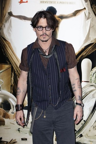 Premiere Rum Diary in Paris