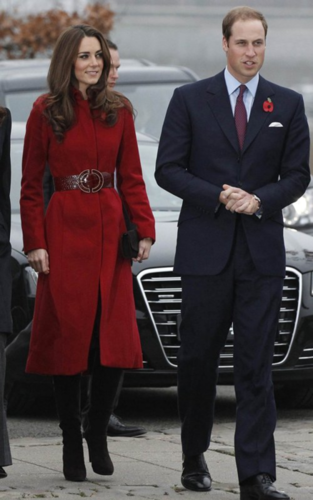 Prince William and Catherine - in Denmark to bring awareness to the East Africa Crisis.0 Просмотры