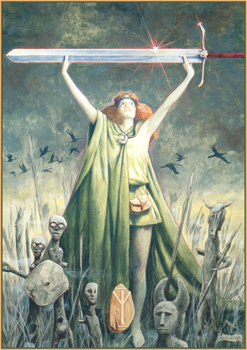 Protection [the Runes of Elfland]