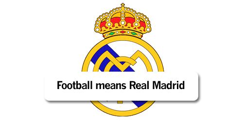 R. Madrid! :)