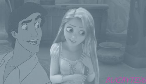 Rapunzel and Eric