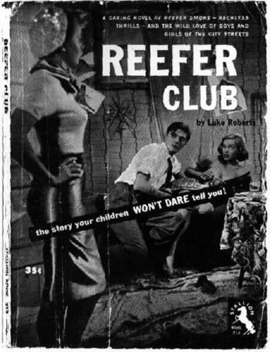 Reefer Club Novel