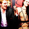 Robert Pattinson & Kristen Stewart photo possibly containing a portrait titled Rob&Kristen///Graumens Chinese Theater