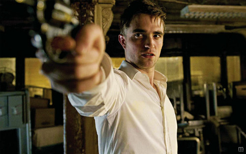 Robert Pattinson as Eric Packer in Cosmopolis Stills