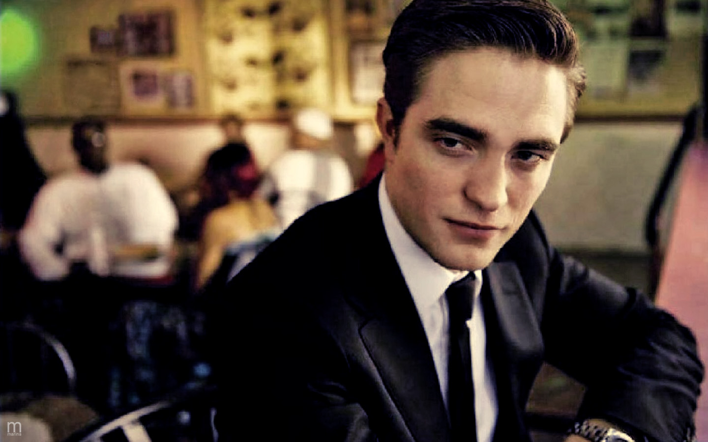 Serie Crepsculo Imgenes Robert Pattinson As Eric Packer In