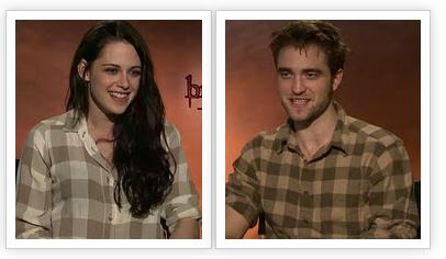 Robsten - so cute