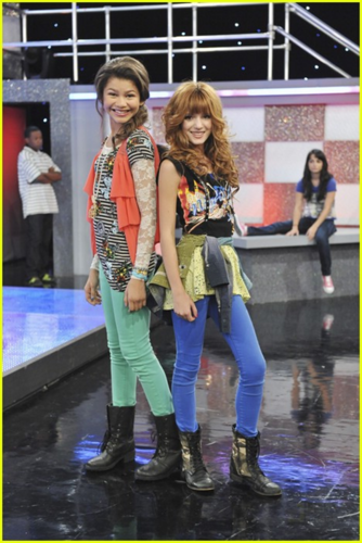Rockey and Cece