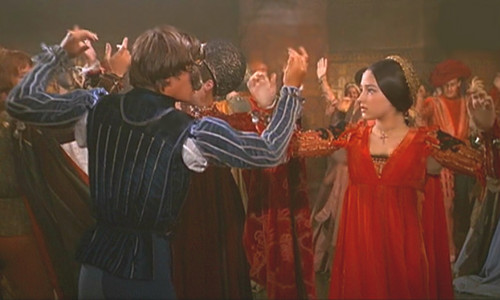Romeo and Juliet Dancing (1968 Movie Version)