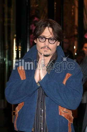 rum Diary Premiere in Paris