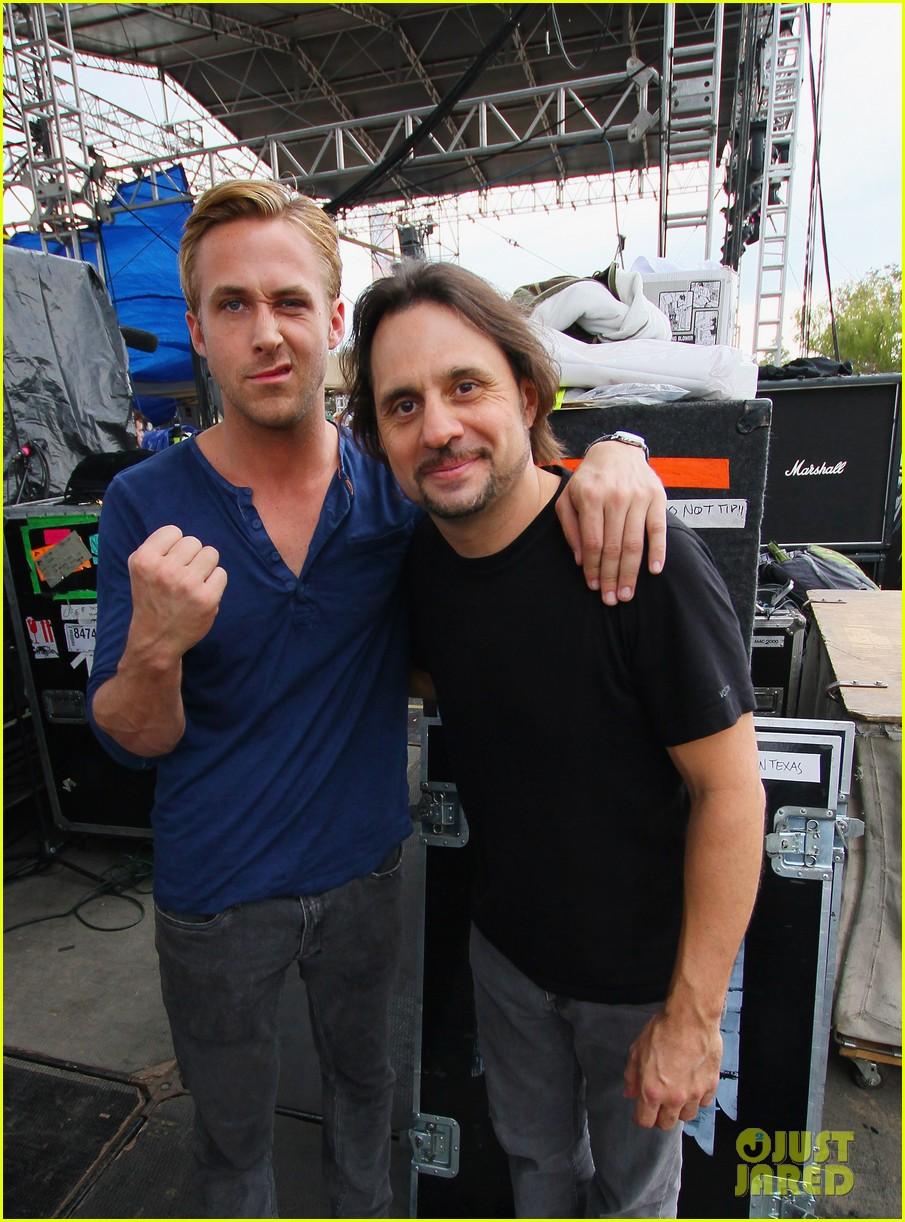 Ryan Gosling: Having Fun at the Fun Fun Fun Festival!