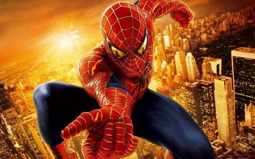 SPIDER-MAN♥
