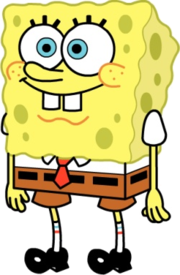 SPONGEBOB THE CUTEST THING EVER