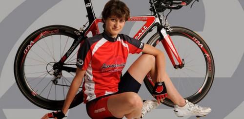 Sablikova bike
