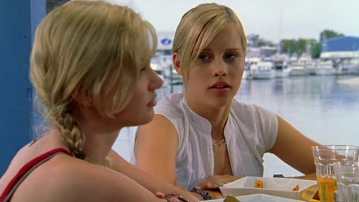 Claire Holt Images Screen Captures H2O Just Add Water 1x03