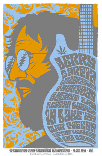 Seattle Hempfest 2006 Benefit Poster
