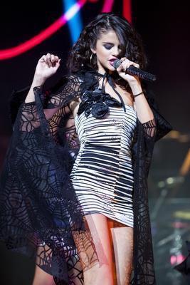 Selena-Halloween 음악회, 콘서트
