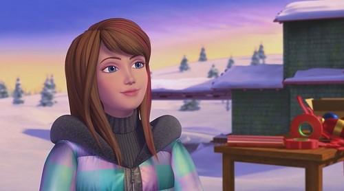 Barbie فلمیں پیپر وال titled Skipper