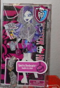 Spectra New Clothes !!  - monster-high photo