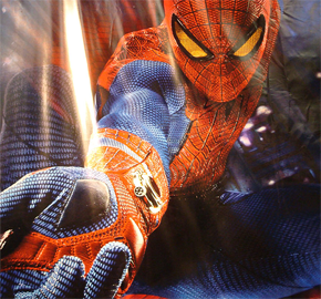 Spider-Man poster - the-amazing-spider-man-2012 Photo